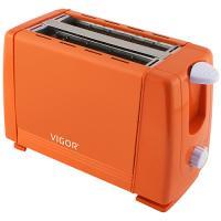 Тостер Vigor HX-6015, мощность 750Вт., металлический крашенный корпус, 6-позиционный термостат