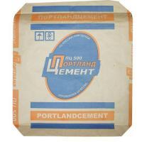 Цемент I/42.5Н (ГОСТ31108-2016) (М-500) 40кг п.Сенгилей, паллет