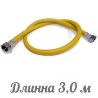TUBOFLEX подводка для газа ПВХ (евро слот) 1/2 3,0 м г/г