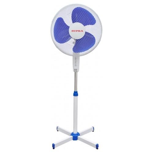 Вентилятор SUPRA VS-1603 white/blue