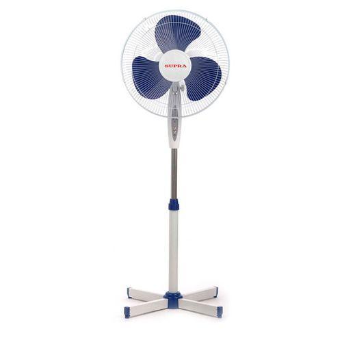 Вентилятор SUPRA VS-1604 white/blue с п/у