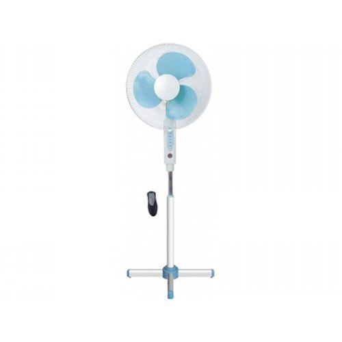 Вентилятор SUPRA VS-1605 white/blue с п/у
