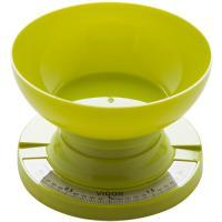 Весы кухонные Vigor HX-8209, механические с чашей, макс.вес - 2кг, деление - 20г