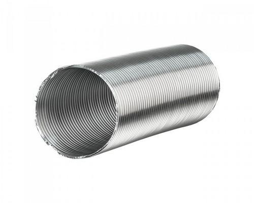 Воздуховод алюминиевый 3м.d 130мм.
