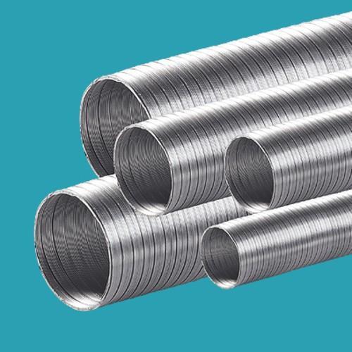 Воздуховод алюминиевый 3м.d 140мм.