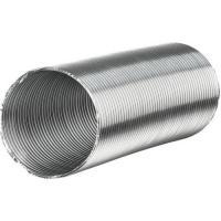 Воздуховод алюминиевый гофрированный d115 3 м (11,5ВА)