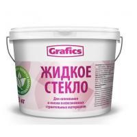 Жидкое стекло 15кг. GRAFICS