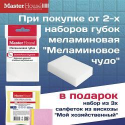 Акция MasterHouse